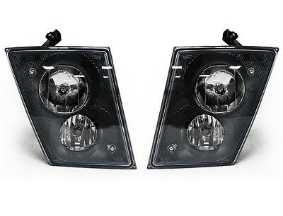 Volvo Vnl 03-15 Aftermarket Set Left And Right Side Dual Fog Lights With Bulbs