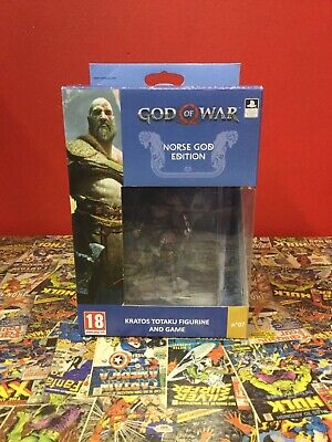 Sony Playstation 4(PS4) God Of War Norse God Edition (PAL) Game Sealed