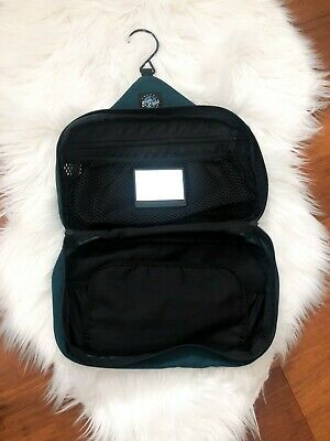 Eagle Creek Pack It Specter Wallaby Green Toiletry Dopp Hanging Kit Size