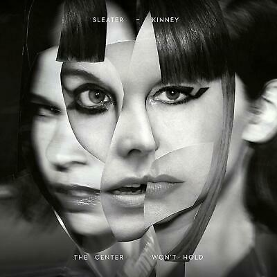 Sleater-Kinney - The Center Wont Hold [CD] Sent Sameday*