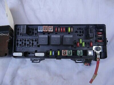 Chrysler 300 Totally Integrated Power Module TIPM Fuse Box 08 2008 04607457ae