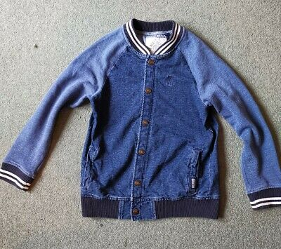 Next denim style jacket 8 yrs.