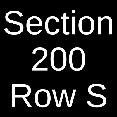 2 Tickets Game of Thrones Live Concert Experience 10/3/19 Mountain View, CA