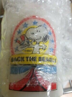 Vintage Snoopy Back The Beagle 1980 Collectors Series No. 1