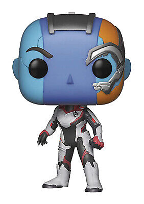 Funko Pop Movies - Avengers Endgame Nebula Vinyl Figure