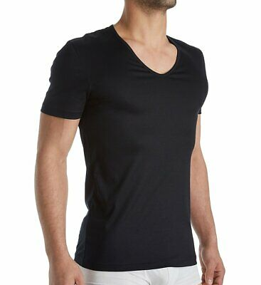 Zimmerli Timeless SuperSoft Full Bodied Cotton V-Neck Shirt