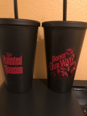 Disney Parks 2019 The Haunted Mansion 50th Going Our Way Tumbler Cup