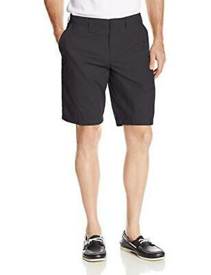 (TG. W28/L12) Columbia Washed out, Short Uomo, Nero (Shark), W28/L12 - NUOVO