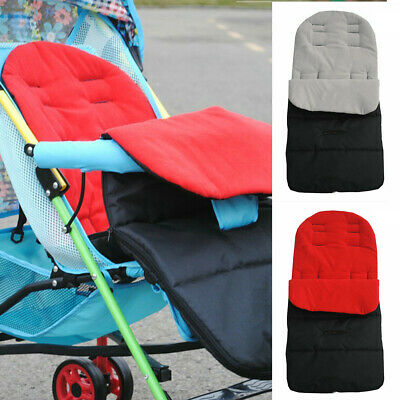 Baby Sleeping Bag For Stroller Warm Winter Newborn Kids Thick Foot Cover Comfort