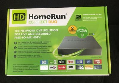 SiliconDust HDHomeRun CONNECT DUO - AU Stock, same day despatch