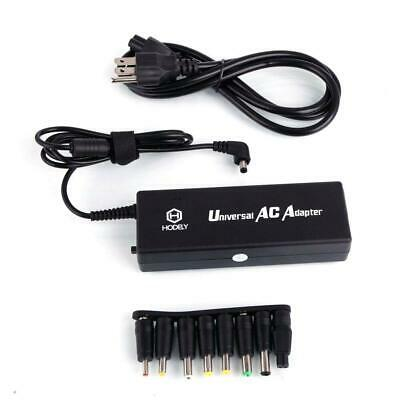 Universal AC Adapter Charger Power Supply Laptop NoteBook 90W + 8 Tips CA