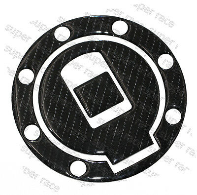 Black Gas Tank Fuel Cap Cover Protector Pad for Yamaha FZR250 FZX250,TTR250