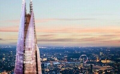 The View From Shard London - 30% Off Discount Voucher Code - Epic Days Out!
