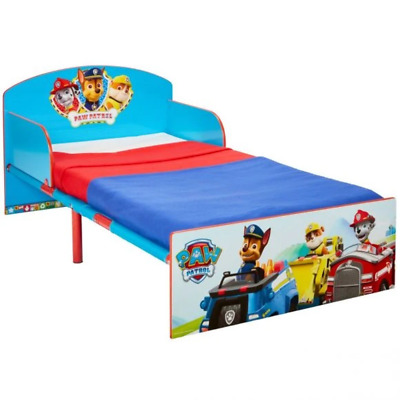 Paw Patrol Kids Toddler Bed