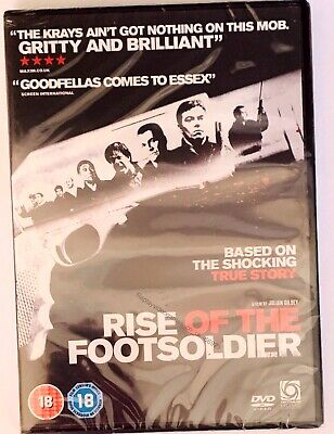 66973 DVD - Rise Of The Footsoldier [NEW / SEALED]  2007  OPTD1240