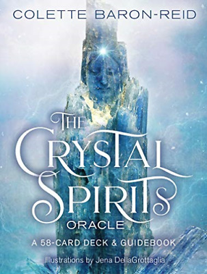 Crystal Spirits Oracle (UK IMPORT) BOOK NEW