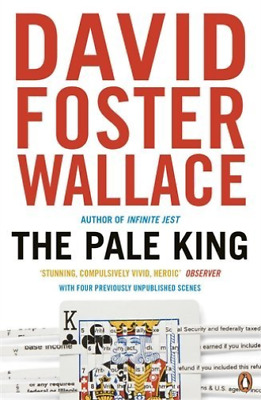 Pale King, The (UK IMPORT) BOOK NEW