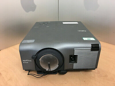 NEC MultiSync VT440 LCD Projector TESTED WORKING 250 HOURS USE