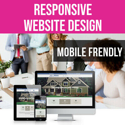 5 Page WordPress Website - Professional Web Design for any startup or business