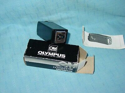OLYMPUS  OM Electronic Flash  EXTENDER