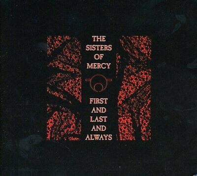 Sisters Of Mercy - First And Last And Always (Remastered and Expanded) [CD]