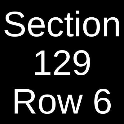 2 Tickets West Virginia Mountaineers vs. Oklahoma State Cowboys 11/23/19