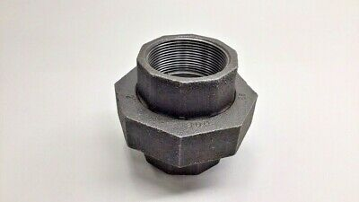 """Anvil 300 2"""" Union Coupling Malleable Iron"""