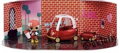 NEW LOL Surprise Doll House Furniture Set  SWAG COZY COUPE CAR IN HAND