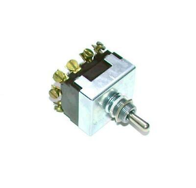 0121-0017 MCGILL TOGGLE SWITCH 277 VAC NEW OLD STOCK
