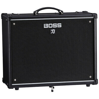 "BOSS Katana 100 100W 1x12"" 2-Ch Guitar Combo Amplifier Amp w/ Effects USB MIDI"