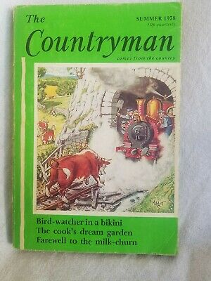 The Countryman. Summer 1978 Volume 83 No 2 -  1978