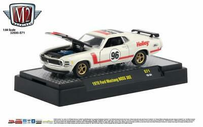 M2 Machines O'Reilly's Exclusive '70 Ford Mustang BOSS 302