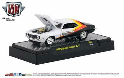 M2 Machines O'Reilly's Exclusive '69 Chevy Camaro ZL-1