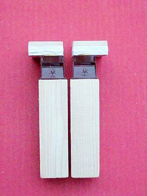 New cuckoo clock bellows pair complete, 12.00 cm ( 4 1/2 inches ) tube.