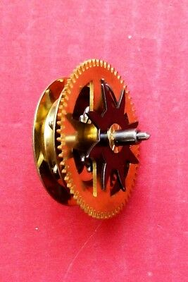 Hubert Herr,  chain ratchet wheel,  strike side to suit the KW 75 movement only.