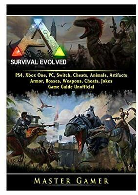 Ark Survival Evolved, PS4, Xbox One, PC, Switch, Cheats, Animals, Artifacts, Arm
