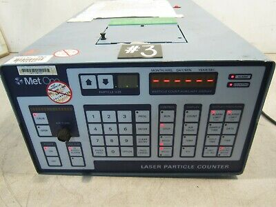 Met One Laser Particle Counter, 205-1-115-1-566