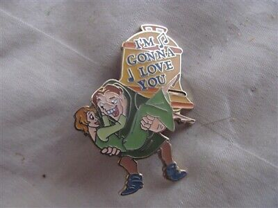Disney Trading Pins 18004 DS - Magical Musical Moments - I'm Gonna Love You