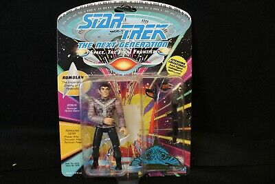 Star Trek The Next Generation ROMULAN Action Figure  Playmates NIP
