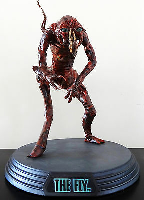 Sideshow The Fly Brundleyfly Polystone Statue Maquette Figure Bust Cult Classic