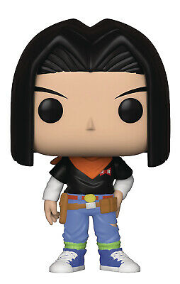Funko Pop Animation No529 - Dragon Ball Z - Android 17 Vinyle Figurine
