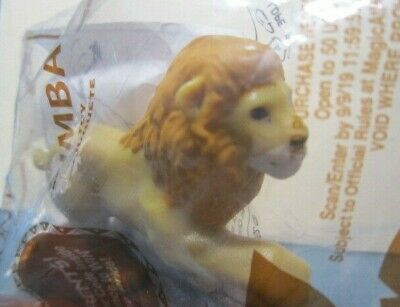 """New Mcdonalds Happy Meal Toy 2019 Disney's """"The Lion King"""", #9 Simba"""