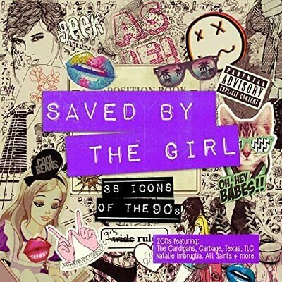 Saved By The Girl [CD]
