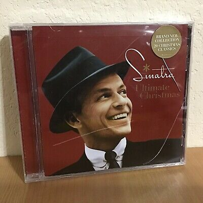 Ultimate Christmas by Frank Sinatra (CD, Oct-2017, Universal) -ID