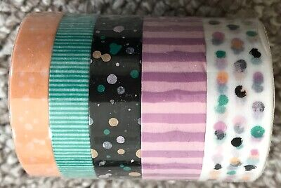 Stampin' Up! Designer Washi Tape - Playful Palette BRAND NEW