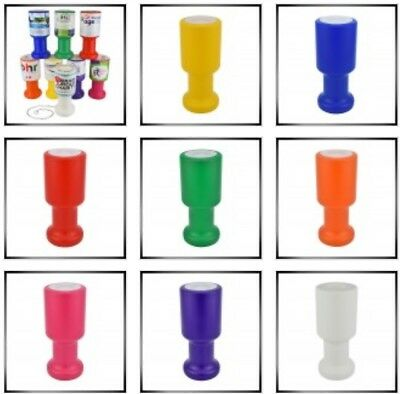 """2 ECO Charity Fundraising Money Collection Box Pots Tins Pack Of 2 """"VALUE PACK"""""""