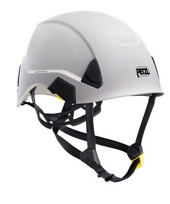 Petzl Strato Lightweight Helmet Climbing Hard Hat Height Safety Protection White