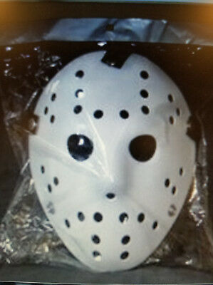 Friday The 13th Mask ***Old Stock**** Blank Jason Mask from FEAR DA FANS