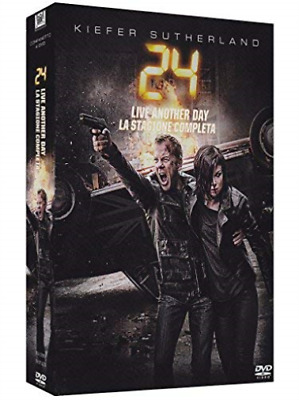 24 - Live Another Day (4 Dvd) - (Italian Import) (UK IMPORT) DVD NEW
