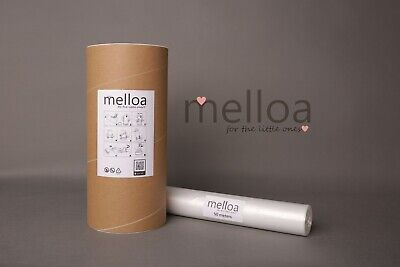 50m Melloa reffil sacks foil for nappy bis with paper tube